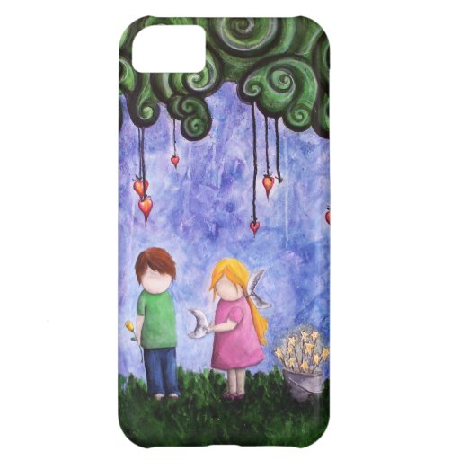 """""""So that you would not forget me"""" iPhone case Cover For iPhone 5C"""