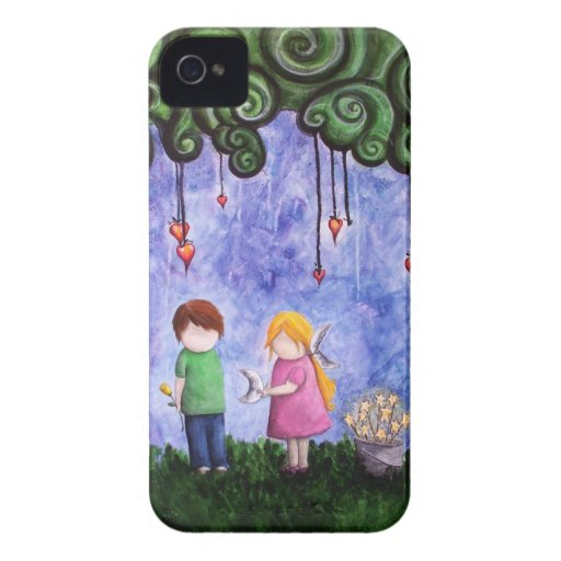 """""""So that you would not forget me"""" iPhone case iPhone 4 Case"""