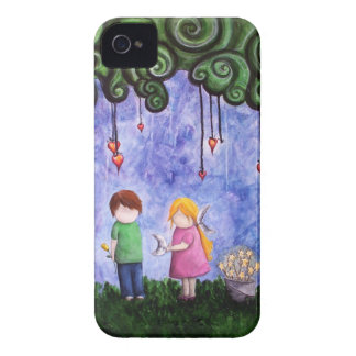 """""""So that you would not forget me"""" iPhone case iPhone 4 Cover"""