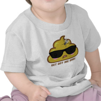 So the Poop says to the fly.... Tshirt
