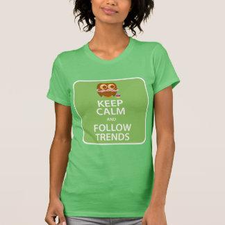 So Trendy Keep Calm T-Shirt