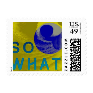 So What Postage
