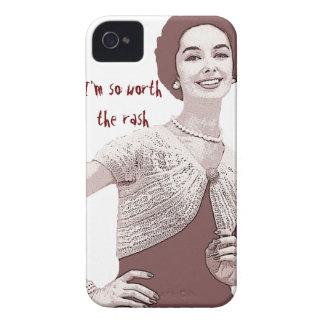 So worth the rash iPhone 4 cases