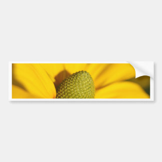 So Yellow Bumper Sticker