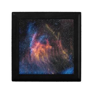 Soace Nebula Keepsake Box