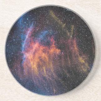 Soace Nebula Sandstone Coaster