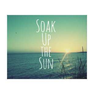 The Sun Quote Beach Gifts On Zazzle
