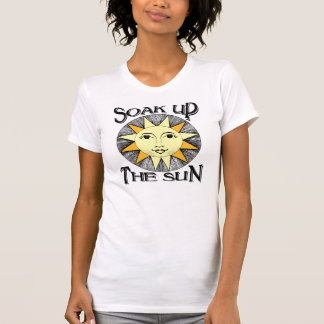 Soak up the sun spring break T-Shirt