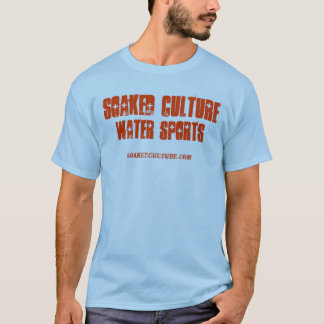 SOAKED CULTURE, WATER SPORTS T-Shirt