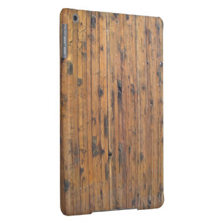 """Soaked Dock"" iPad Air, Barely There iPad Air Cover"