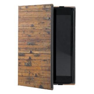 """Soaked Dock"" iPad Mini Case with No Kickstand"