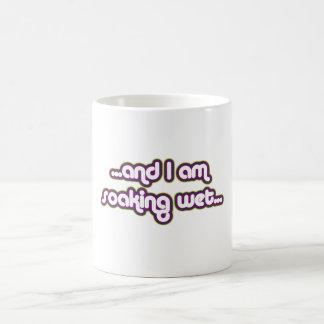 Soaking Wet Darkglow Coffee Mug
