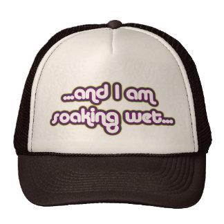 Soaking Wet Darkglow Trucker Hat