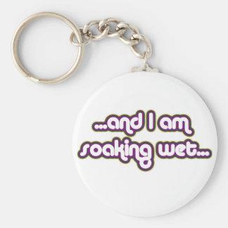 Soaking Wet Darkglow Keychain