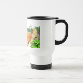 Soaking Wet Golden Retriever Travel Mug