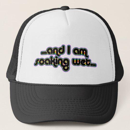 Soaking Wet Rainglow Trucker Hat