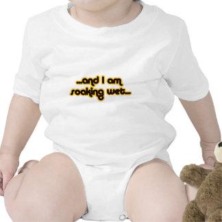 Soaking Wet Sunglow Baby Bodysuits