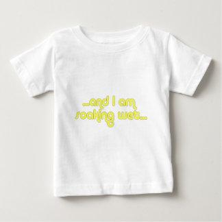Soaking Wet Yellow T-shirt