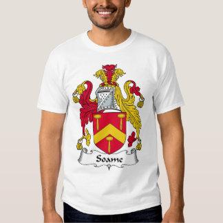 Soame Family Crest Shirt