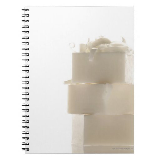 Soap Bars 2 Spiral Note Book
