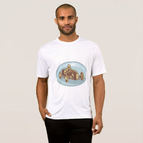 Soap Box Derby Car Mens Active Tee