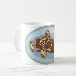 Soap Box Derby Car Mug