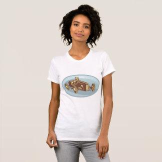 Soap Box Derby Car Womens T-Shirt