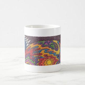 Soap bubble coffee mugs