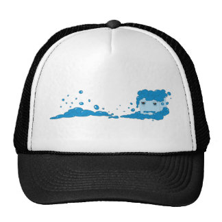 SOAP BUBBLE TRUCKER HAT