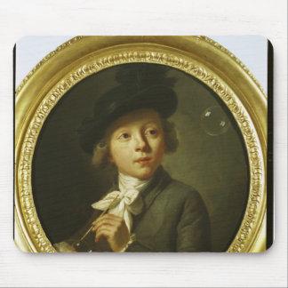 Soap Bubbles, 1784 Mouse Pad