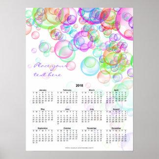Soap Bubbles 2018 Poster