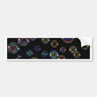 Soap Bubbles Bumper Stickers
