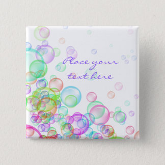 Soap Bubbles Button