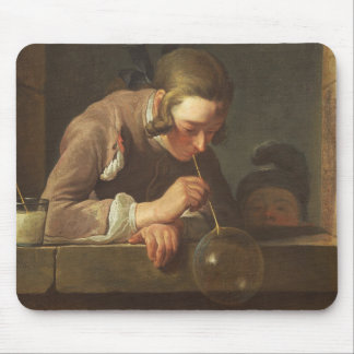Soap Bubbles, c. 1733- 34 (oil on canvas) Mouse Pad