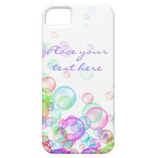 Soap Bubbles iPhone 5 Case
