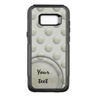 Soap Bubbles Dot 1260C OtterBox Commuter Samsung Galaxy S8+ Case