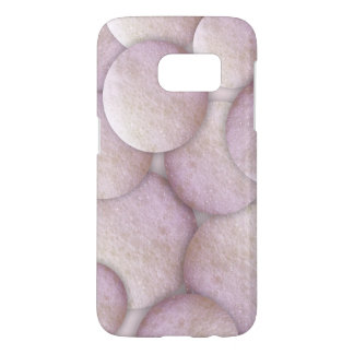 Soap Bubbles Dot 1260C Pink/Purple Samsung Galaxy S7 Case