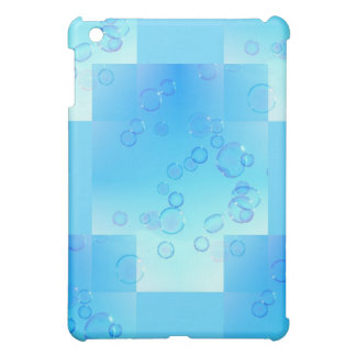 Soap Bubbles Floating Upwards iPad Mini Case