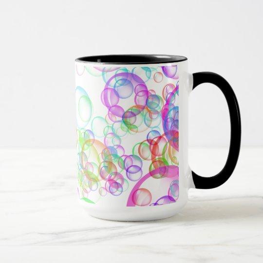 Soap Bubbles Mug