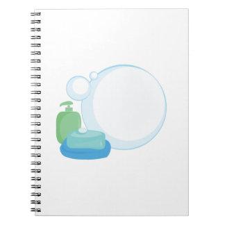 Soap Bubbles Notebook