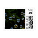 Soap-bubbles Postage Stamp