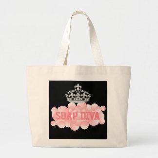 Soap Diva Soap Maker Bubbles Bag