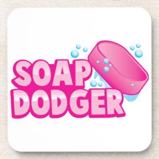 SOAP DODGER DRINK COASTER