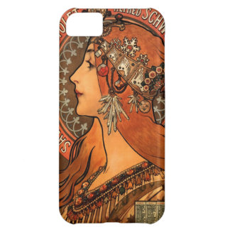 Soap factory of Bagnolet - Alphonse Mucha Cover For iPhone 5C