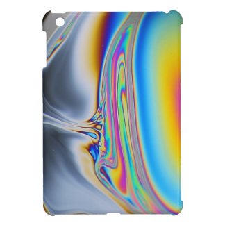 Soap film macro photo case for the iPad mini