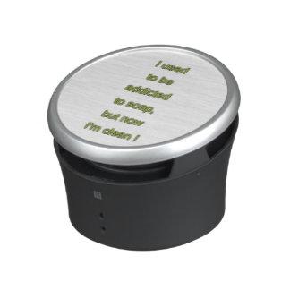 Soap funny text speaker