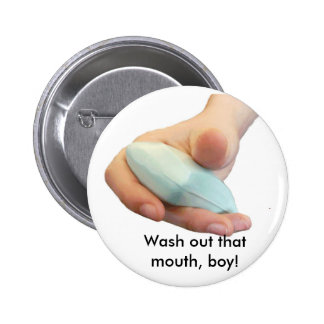 Soap in Hand Buttons