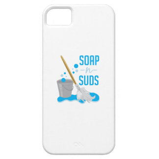 Soap N Suds iPhone 5 Cases
