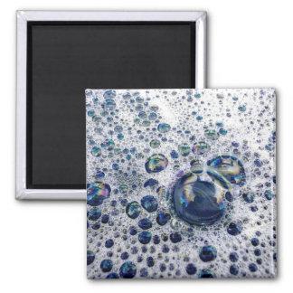 Soap Suds Magnet