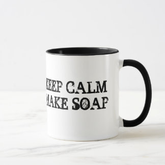 Soaper's mug